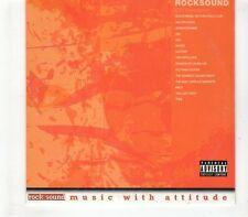 (GR535) Rock Sound Music With Attitude Volume 33, 15 tracks - 2002 CD
