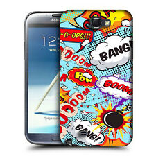 CUSTODIA COVER per SAMSUNG GALAXY N7100 NOTE 2 TPU BACK CASE BANG BOOM