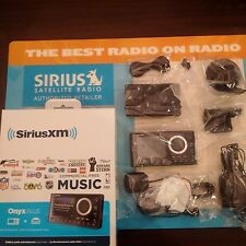 SiriusXM Onyx Plus XM Radio with Car Kit SXPL1V1