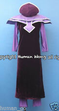 YuGiOh Dark Magician Cosplay Costume Size L Human-Cos
