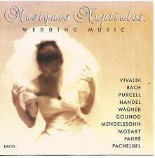 Musiques Nuptiales: Wedding Music (CD, Jan-1993, Teldec (USA)) Classical