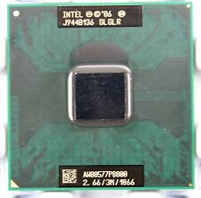 Intel Core 2 Duo P8800 (SLGLR) 2.66 Ghz PGA 478 Penryn Laptop Processor
