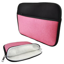 "10"" Inch Sleeve Metallic Carrying Case Cover Bag for 10"" - 10.1"" Inch Tablet"