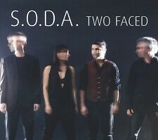 S.O.D.A. - TWO FACED  CD NEU