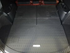 2016 2017 Mazda CX-9 Rear Rubber Cargo Tray (3-piece) 00008BN10