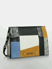 calvin klein womens davin city date bag shoulder bag multi color