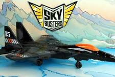 2015 Matchbox Skybusters Mission Force Strike Squad Boeing F-15 Eagle
