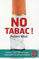 no tabac ! West  Robert Occasion Livre