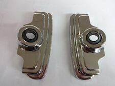 HARLEY FXR 1989 1990   EVO  ALL MODELS  SPARK PLUG/HEAD BOLT COVERS