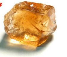 Beautiful, Redish Orange Citrine Facet Rough!