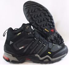 NEW Mens Sz 9 ADIDAS Terrex Fast X High G97920 Gore-Tex Black Sneakers Shoe