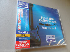 Feel The Difference Of Blue Spec Rock Selection 2 - Various Artist Tested! JAPAN