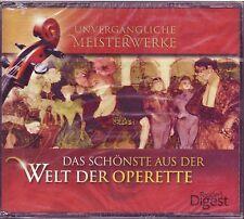 Das schönste aus der Welt der Operette  -   Reader's Digest  3 CD Box  OVP