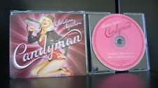 Christina Aguilera - Candyman 2 Track CD Single