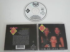 Swv/I 'm so into you (rca 07863 62501-2) CD MAXI
