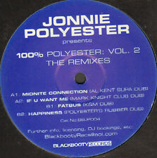 JONNIE POLYESTER - 100% Polyester Vol. 2 - Blackbooty