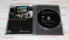 TOP! Mercedes Benz Navigations Europa DVD Comand APS 2015/2016 NTG 1 (16.0) Grün