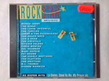 Cd Rockstar music 11 - Summertime KINKS BEACH BOYS PAT BOONE PLATTERS TURTLES