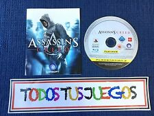 Assassin's Creed Playstation 3 Pal ES BUENA CONDICION