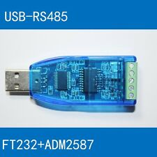 Industrial USB to RS-485 Converter serial convert Magnetically Isolated