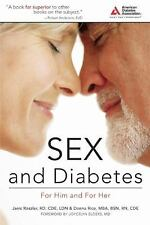 Sex and Diabetes: For Him and For Her-ExLibrary