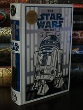 STAR WARS TRILOGY R2D2 SPECIAL EDITION w/FREE POSTER- LEATHERBOUND & BRAND NEW!
