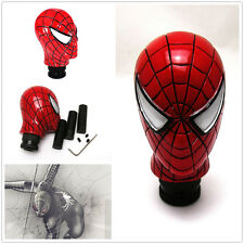 Red Spiderman Vehicle Truck Manual Gear Stick Shift Knob Shifter Lever Handle
