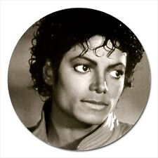 "Michael Jackson Thriller Collectible Photo Large Magnet 5"" Round"