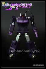 New FanToys Transformers FT-03T Quakewave G1 Masterpiece Shockwave instock