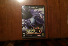 Pokemon XD: Gale of Darkness CIB Complete (Nintendo GameCube, 2005)