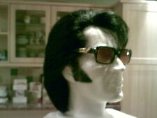 ELVIS  IMPPERSONATOR CUSTOM MADE PROFESSIONAL SIDEBURNS FOR JUMPSUIT