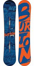 New in Plastic BURTON RIPCORD SNOWBOARD 157 cm All Mountain
