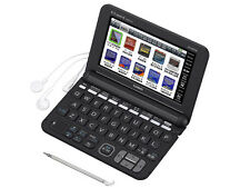 CASIO Electronic Dictionary EX-word XD-K8700 BK