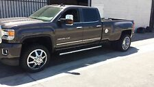 "Mayhem Monstir 20"" Dually wheels Chrome Ford Dodge Ram and Chevy"