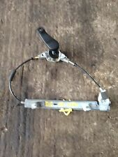 Alfa Romeo 156 Driverside Rear Manual Window Regulator