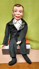 VINTAGE CHARLIE MCCARTHY VENTRILOQUIST DUMMY MAGIC CULT VINTAGE PUPPET DAD RETRO