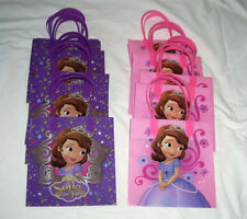 24 pcs Disney Sofia the First Goody Gift Loot Bag Girl B-Day Party Favor Supply