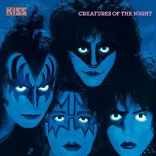 KISS - CREATURES OF THE NIGHT (GERMAN VERSION)  CD NEU