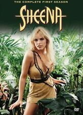 SHEENA : THE COMPLETE SEASON 1 -   Region Free DVD - Sealed