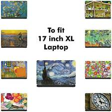17 inch XL Artistic Laptop Vinyl Skin/Decal/Sticker/Cover -Somestuff247-LA10