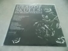 Head Of Skulls! You Became Your Mind Vinyl LP Record & MP3 of album! indie! NEW!