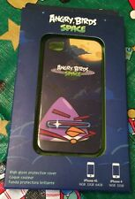 New Angry Birds Space Lazer Bird Gear 4 Rovio IPhone 4/4s Case