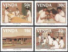 Venda 1988 enfermeras/médico/salud/Universidad enfermería hospital///edificios 4v (b1330b)