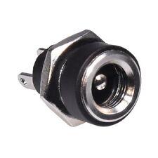 3.5 x 1.3mm DC Einbau Buchse Power Jack Ladegerät Platten Montage Chassis Socket