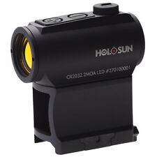 Holosun HS403A Parallax Free Red Dot Sight Scope 1x20 (50000hr Battery Life)