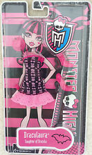 Monster High Draclaura Dress Shoes Hat Second Wave Dress Kit Brand New Sealed