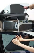4 Pc Car Electro Static Water Curtain Mesh Window Curtain Chevrolet Beat