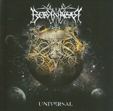 Universal by Borknagar (CD, Mar-2010, The End)