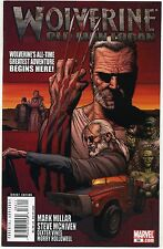 WOLVERINE 66 OLD MAN LOGAN #1 FIRST PRINT Hugh Jackman MOVIE X-Men Rare HTF NM