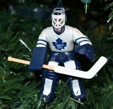 Curtis Joseph Toronto Maple Leafs Goalie NHL Keepsake Christmas Tree Ornament